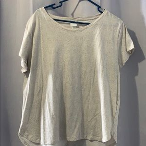 TWO H&M tees